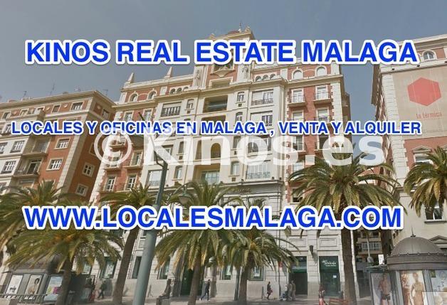 Real estate investment oficinas en zona alameda m laga - Oficinas bankia malaga ...